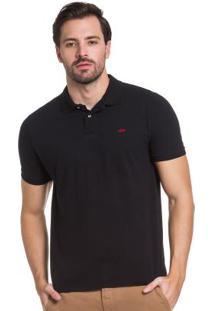 Camisa Preto Hangar