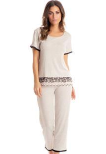 Pijama Pérola Capri