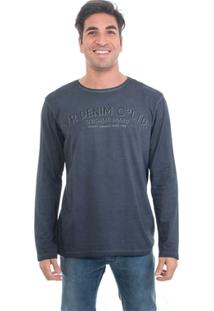 Camiseta Vr Manga Longa - Masculino