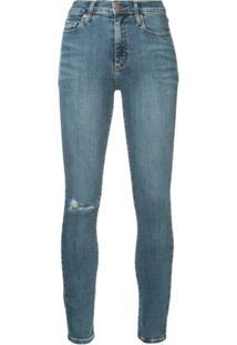 Nobody Denim Calça Jeans Cult Skinny - Azul