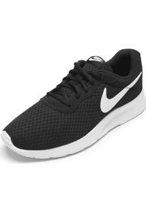 Tênis Nike Sportswear Tanjun Preto/Branco