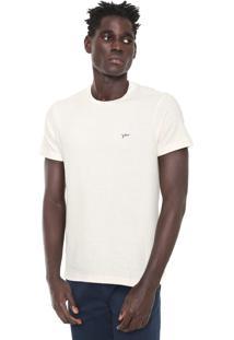 Camiseta Yachtsman Logo Off-White