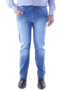 Calça 2184 Jeans Traymon Slim Azul