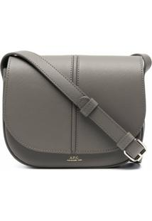 A.P.C. Betty Shoulder Bag - Asphalte