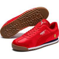 5e21955254 Tênis Couro Puma Ferrari Roma Masculino - Masculino
