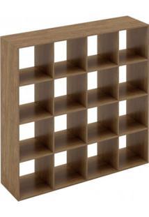 Nicho Modular 4X4 Dominox Belmax Ébano