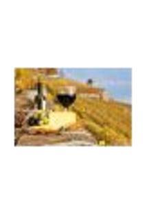 Painel Adesivo De Parede - Vinho - 410Pn-P