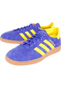 Tênis Adidas Originals Spezial Roxo