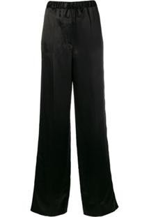 add046023 Calça Cintura Alta Jil Sander feminina