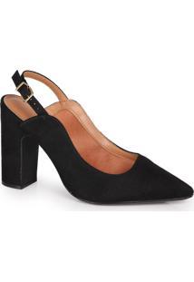 Sapato Feminino Scarpin Vizzano Slingback