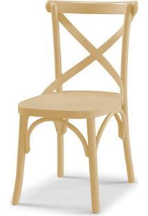 Cadeira X Cor Bege - 31330 - Sun House