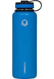 Garrafa Térmica Hydrotank By Urbnsol - 1.18L Azul