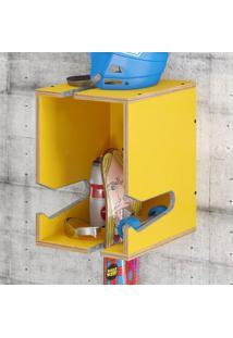 Nicho Com Suporte Multiuso 1001 Easy Amarelo - Bentec