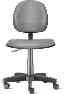 Cadeira Executiva Giratória Courvin Cinza