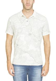 Camisa Polo Maps