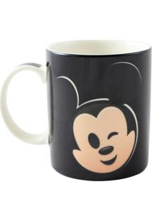 Caneca Magic Mickey Emoji Unica - Zona Criativa