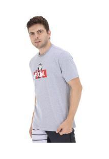 Camiseta Fatal Estampada 20310 - Masculina - Cinza