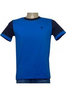 Camiseta Masc Cavalera Clothing 01.01.9962 Royal