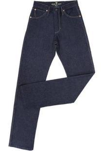 Calça Jeans Wrangler 21792 Masculina - Masculino-Azul