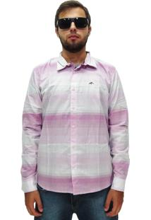 Camisa Manga Longa Maresia Xadrez
