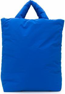 Kassl Editions Bolsa Tote Com Alças De Mão - Azul