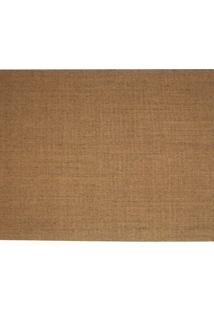 Tapete Natural Quadrado Sisal (200X200Cm) Mesclado