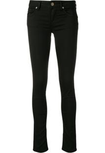 Liu Jo Calça Jeans Skinny Magnetic - Preto