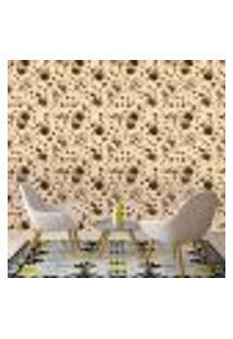 Papel De Parede Autocolante Rolo 0,58 X 5M - Café Cozinha Xicara 272460105