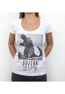 Gojira - Camiseta Clássica Feminina