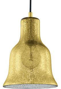 Pendente Em Vidro Antique 6615 - Mart - Dourado