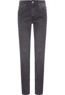 Calça Jeans Masculina Jondrill - Preto