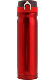 Garrafa Térmica 500 Ml Gold Topget Vermelha