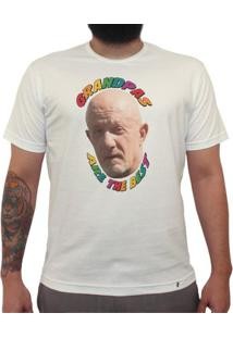 Grandpas Are The Best - Camiseta Clássica Masculina