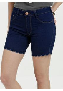 Bermuda Feminina Jeans Biotipo