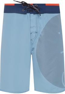 Bermuda Masculina Infinite - Azul Claro