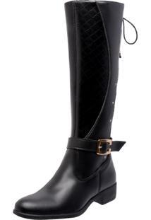 Bota Montaria Mega Boots 947 Preto