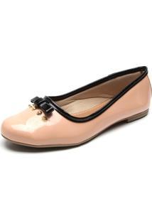 Sapatilha Dafiti Shoes Spike Nude