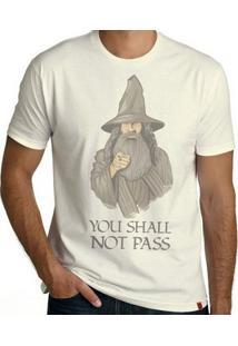 Camiseta You Shall Not Pass