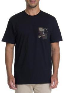 Camiseta Dc Pockte - Masculino