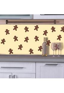 Kit De Adesivos De Parede Biscoito