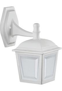 Arandela Dital Pvc Injetado, Classic, Branco - 341