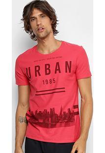 Camiseta Kohmar Urban City Masculina - Masculino