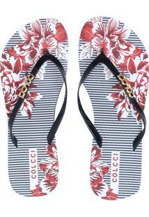 9bdff0e82 Chinelo Colcci Floral feminino | Shoelover