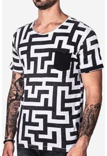 Camiseta Labirinto 100871