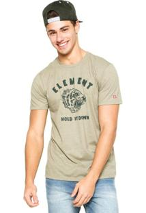 Camiseta Element Hold It Down - Masculino
