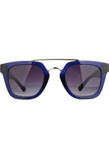 Óculos De Sol Atitude At5315 T01/47 Azul