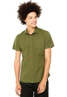 Camisa Element Recruit Verde