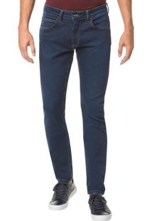 Calca Jeans Five Pockets Super Skinny - Marinho Calça Jeans Five Pockets Super Skinny - Marinho - 38