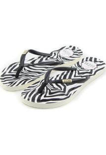 Chinelo New Aconchego Duchi - Big Zebra