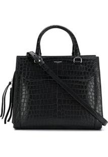 Saint Laurent Bolsa Tote Eastside - Preto
